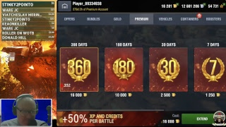 VIEWERS CHOICE  STREAM WOLD OF TANKS BLITZ