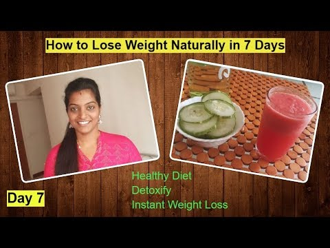 GM Diet Day 7 in Tamil – How to Lose Weight fast #MyWeightLossJourney #Detoxify #HealthyDiet