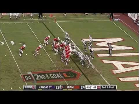 K-State Vs Miami (Rise of Klein)
