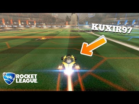 Playing Rocket League with Pro Camera Settings