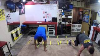 INSANITY THE ASYLUM: Vertical Plyo. NC FIT CLUB