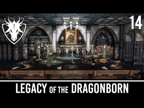 Skyrim Mods: Legacy of the Dragonborn - Part 14