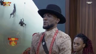 Day 35: Wrap Up – When Eviction Sets In   Pepper Dem: Big Brother   Africa Magic