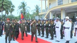 Tin Tức 24h Mới Nhất : Campuchia khánh thành công trình do Việt Nam viện trợ xây dựng