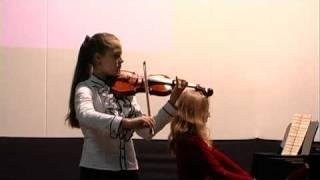 De Beriot Violin Concerto No.7 G-dur, 1st mov. Allegro Maestoso