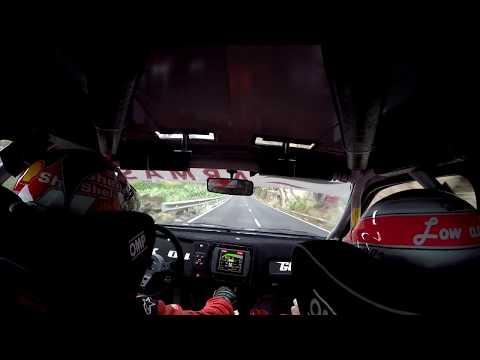 10º rallysprint cielo  de La Palma San Andres y Sauces Antonio Afonso - Luis Hernandez