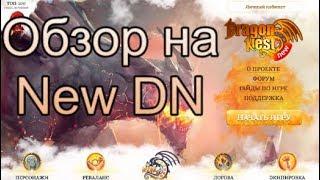 обзор на New DN русский приватный сервер