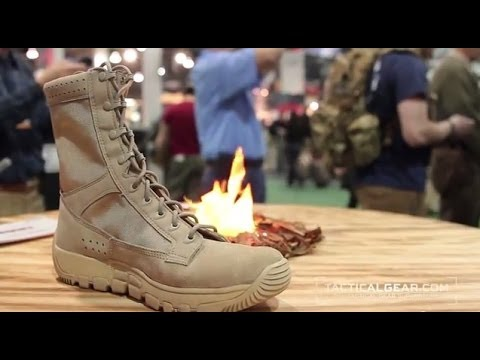 Rocky C5 Combat at SHOT Show 2014 - YouTube