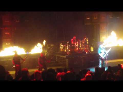 Rockstar Mayhem 7/1/12 - Slayer - Angel of Death @ Shoreline Mt View Q3HD