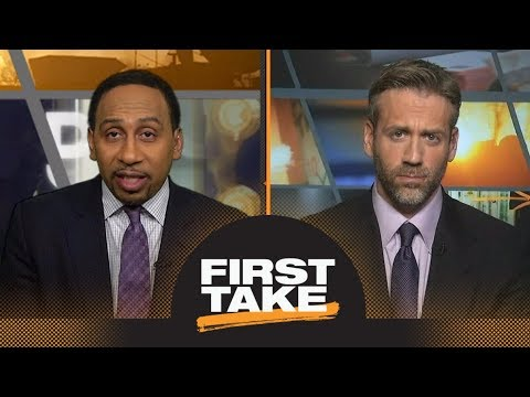 Stephen A. and Max react to NBA All-Star Game starters   First Take   ESPN