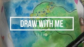 Draw with Me #6 - Te Fiti