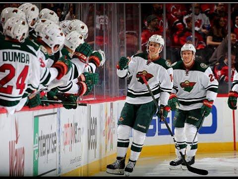 Joel Eriksson Ek's First NHL Goal - Oct 22nd 2016 (HD)