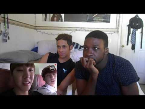 Shit BTS Says Reaction Video
