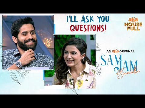 Samantha, Naga Chaitanya play 'how well do we know each other' game [Video]