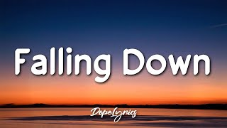 Myya's Diary - Falling Down (Lyrics) 🎵