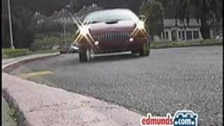 2002 Ford Thunderbird Road Test Video