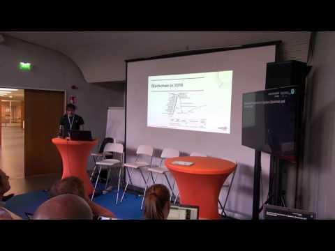 Michele Nati  - MyData 2016 - Blockchain and Personal Data - Deep Dive