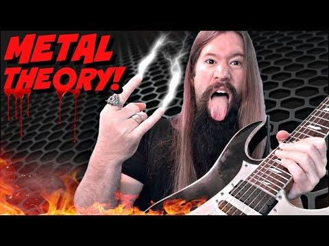 Master Metal Guitar! Neoclassical Music Theory