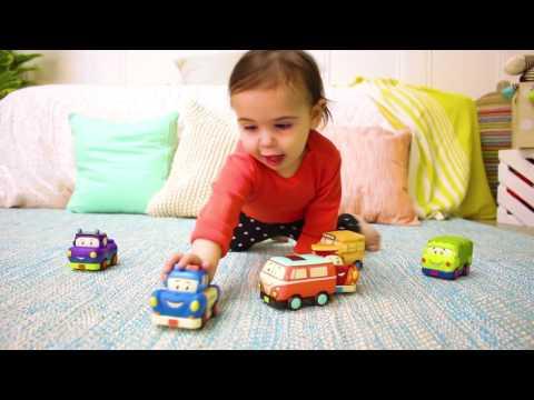 B Toys - Mini Wheeee ls!