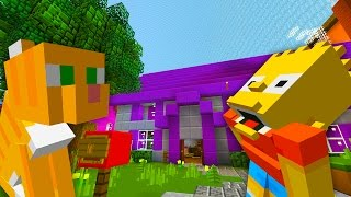 Video Bart Simpsons Saves a Kitten | The Simpsons | Minecraft Xbox [48] download MP3, 3GP, MP4, WEBM, AVI, FLV Mei 2018