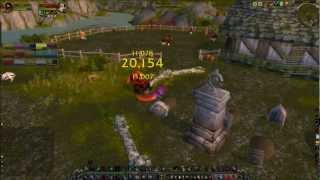 WoW Combat Rogue PvP 5.1 (2)
