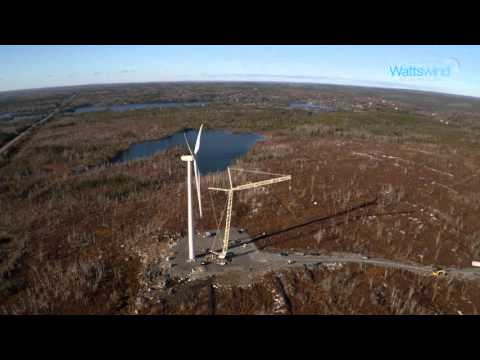 Watts Wind Porters Lake