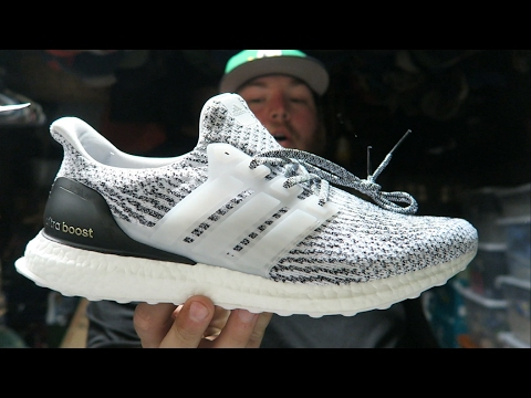 073cffeaf82 Oreo Ultra Boost Unboxing