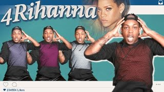 Video 4 Rihanna by Todrick Hall download MP3, 3GP, MP4, WEBM, AVI, FLV Oktober 2018
