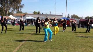 Hanford Zumba Relay for Life- Mil Horas
