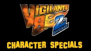 Vigilante 8: 2nd Offense - Character Specials (N64)