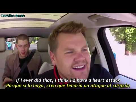 Demi Lovato & Nick Jonas Carpool Karaoke, cz.1 [TŁUMACZENIE PL]