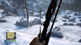 Far Cry 4 - Valley Of The Yetis pt1 (PC Gameplay 60fps)