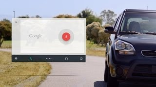 Android Auto: The right information for the road ahead
