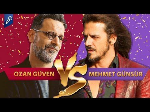 Ozan Güven mi, Mehmet Günsur mu?  Sokak Düelloları