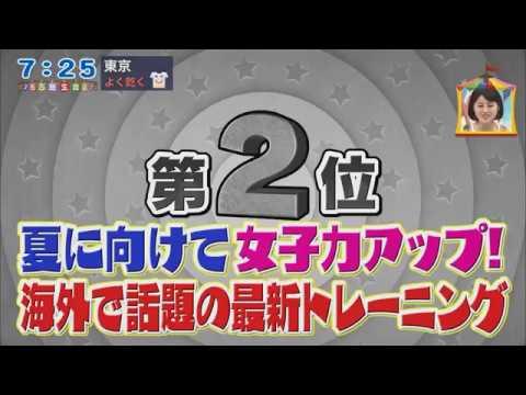 A B C Z塚ちゃん&はっしー  ランキングツアー in 名古屋・瑞穂区 Studio ohana FITNESS