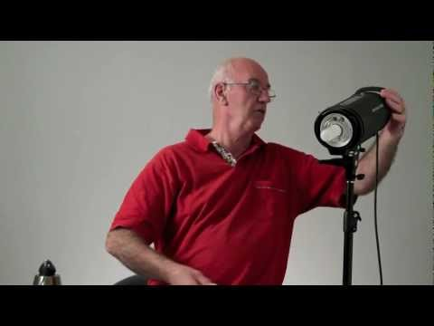 Flash Strobe Or Continuous Lighting For Studio Work