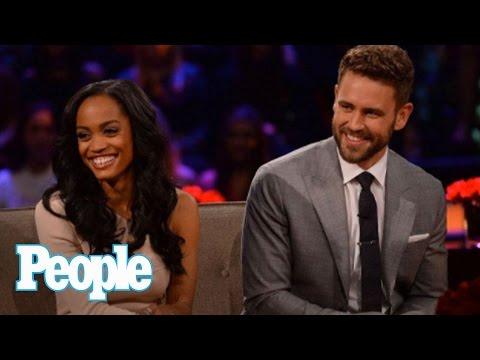 Almost-'Bachelor' Luke Pell On New 'Bachelorette' Rachel Lindsay: Sign Me Up! | People NOW | People