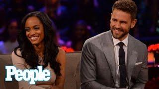 Almost-'Bachelor' Luke Pell On New 'Bachelorette' Rachel Lindsay: Sign Me Up! | People NOW | People