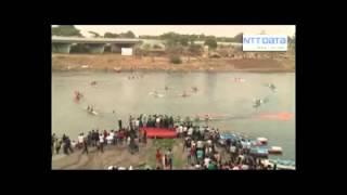 COEP Regatta Kayak Ballet