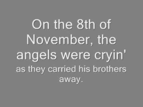 8th of november - Big & rich (WITH LYRICS)