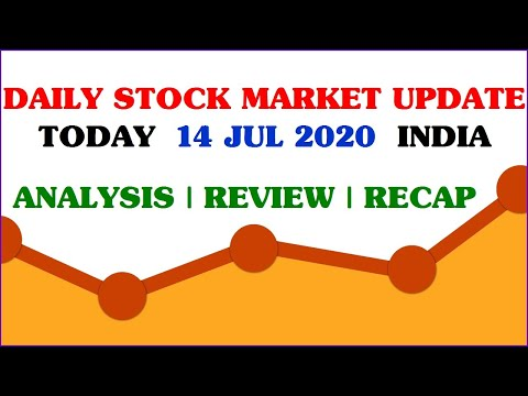 Daily Stock Market Update 14 Jul | Analysis, Review, Recap & Full Report Of Share Market Today India