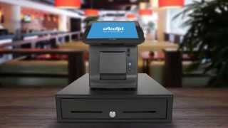 Welcome to the revolutionary uaccept cloud-connected point-of-sale system! mb3000 is a complete, fully-integrated touch screen pos system that he...