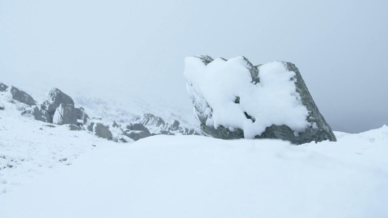Winter Vibes! Early Season Snow Storm...