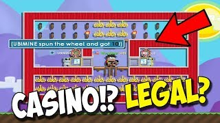 Growtopia | HOSTING BIG BETS? CASINO? *Banned?*