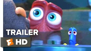 Finding Dory  TRAILER 2 (2016) - Ellen DeGeneres, Idris Elba Movie HD