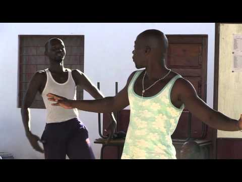 P-STAGE: oficina de interpretação de Bissau, Guiné-Bissau