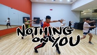 Ed Sheeran - Nothing On You / Dance Choreography by Franky Dancefirst