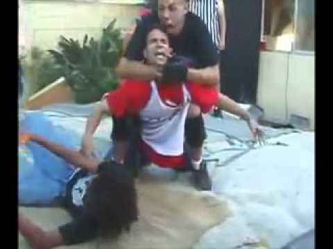 RAWF catch amateur | Backyard Wrestling Documentary 2002 ...