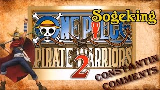 One Piece Pirate Warriors 2. Болезнь: