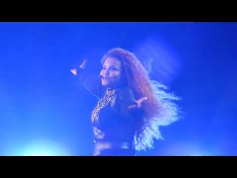 Janet Jackson - Together Again/ The Best Things In Life Are Free (Unbreakable Tour, Toronto)